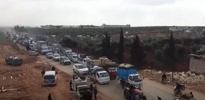 Η ανθρωπιστική κρίση του 21ου αιώνα: Ένα εκατ. πρόσφυγες στα σύνορα Συρίας - Τουρκίας