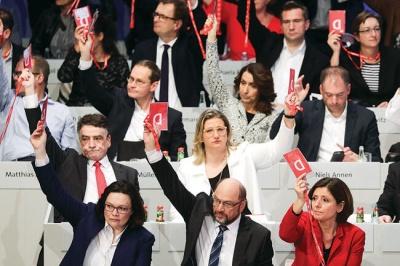 Γερμανία: Καταπέλτης το SPD απέναντι στην Τουρκία - Η Άγκυρα είναι διεθνώς απομονωμένη
