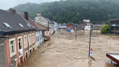 Βέλγιο - Πλημμύρες: Στους 27 ανέρχονται οι νεκροί στη Βαλλονία - Μεσίστιες κυματίζουν οι σημαίες