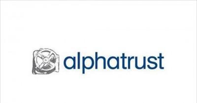 Alpha Trust: Ζημίες 2,57 εκατ. ευρώ το α' εξάμηνο 2020