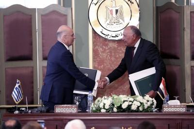ΟΗΕ: Αναρτήθηκε σε χρόνο ρεκόρ η συμφωνία Ελλάδας – Αιγύπτου για την οριοθέτηση της ΑΟΖ - Οι τακτικισμοί Erdogan