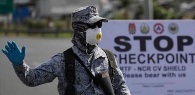 Φιλιππίνες: Aπό τις 3 Ιανουαρίου απαγόρευση εισόδου σε πρόσωπα προερχόμενα από τις ΗΠΑ