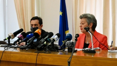 Johansson  (Επίτροπος ΕΕ): Ευρωπαϊκό ζήτημα το Μεταναστευτικό – Κανένα νησί δεν θα αφεθεί στην τύχη του
