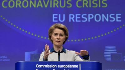 Μήνυμα von der Leyen (Κομισιόν) για το Ταμείο Ανάκαμψης: Να ενωθούμε και να συμφωνήσουμε, όχι σε καθυστερήσεις