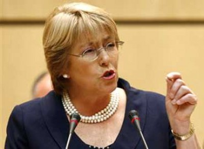 Bachelet (ΟΗΕ): Η Ύπατη Αρμοστής για τα Ανθρώπινα Δικαιώματα καταγγέλλει τον «δομικό ρατσισμό» στις ΗΠΑ