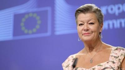 Johansson (ΕΕ) για νέο Σύμφωνο Μετανάστευσης - Ασύλου: Δεν είμαστε τόσο πρόθυμοι να επιδείξουμε αλληλεγγύη