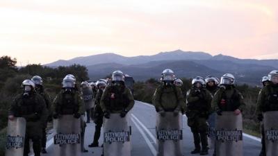 Ενισχύονται οι αστυνομικές δυνάμεις στον Έβρο
