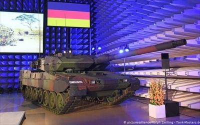 Γερμανία: Πράσινο φως για εξαγωγές όπλων ύψους 4 δισ. ευρώ