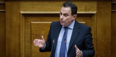 Γεωργαντάς: Το 80 - 85% των προγραμματισμένων εμβολιασμών με το εμβόλιο AstraZeneca έγιναν κανονικά