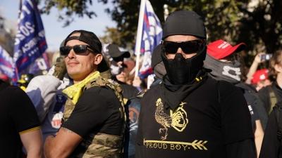 Καναδάς: Τρομοκρατικές οργανώσεις οι Proud Boys και άλλα νεοναζιστικά μορφώματα
