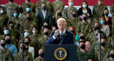 Περιοδεία Biden με μήνυμα στη Ρωσία: Δεν θέλουμε σύγκρουση – Θα απαντήσουμε σκληρά σε επιβλαβείς ενέργειες