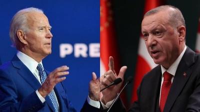 Reuters: Η δύσκολη ατζέντα στην πρώτη διά ζώσης συνάντηση μεταξύ Biden και Erdogan