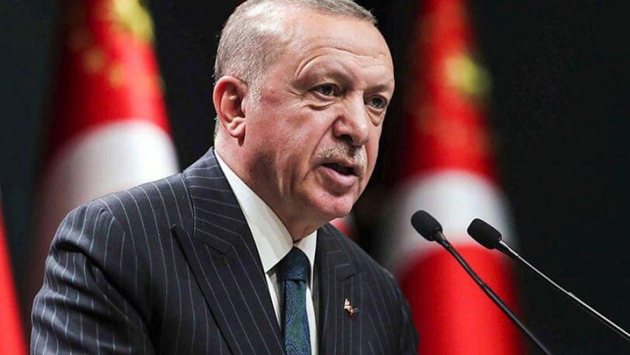 Νέο παραλήρημα Erdogan: Η Ευρώπη, ανοιχτή φυλακή για τους μουσουλμάνους - Επίθεση με... γκιλοτίνα στη Γαλλία
