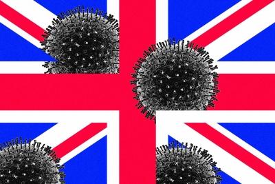 Βρετανία: Μεγάλη άνοδος με 22.868 νέα κρούσματα παρά τους 32,58 εκατομμύρια εμβολιασμούς στους πολίτες