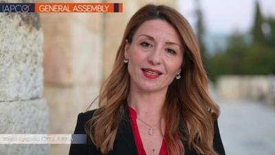 Σίσσυ Λιγνού, μέλος Δ/Σ της IAPCO: Η δημιουργία ενός μητροπολιτικού συνεδριακού κέντρου θα εκτοξεύσει την οικονομία της χώρας