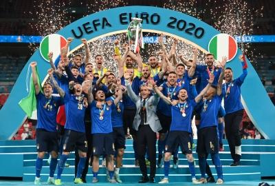 Ιταλία – Αγγλία: Χαμός των Ιταλών για τους πρωταθλητές Ευρώπης! (video)