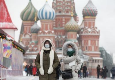 Ρωσία: Νέο ρεκόρ με 1.036 θανάτους από covid - Έκτακτα μέτρα σε ισχύ