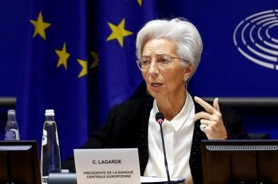 «Καμπανάκι» από την Lagarde (ΕΚΤ): Φόβοι για νέα απότομη βουτιά λόγω του 2ου κύματος κορωνοϊού