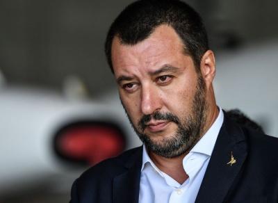 Salvini (Lega): Η μόνη επιλογή είναι οι εκλογές - Οι βουλευτές να επιστρέψουν για να ψηφίσουν την πρόταση μομφής