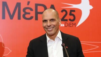 Βαρουφάκης: Να σταματήσει η ιδιωτικομανία και να γίνουν επενδύσεις σε υποδομές