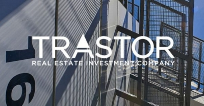Trastor: Στα 301,6 εκ. ευρώ η αξία αποτίμησης των 65 επενδυτικών ακινήτων του ομίλου