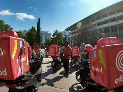 Εικοσιτετράωρη απεργία σε εστίαση και efood την Παρασκευή 24/09