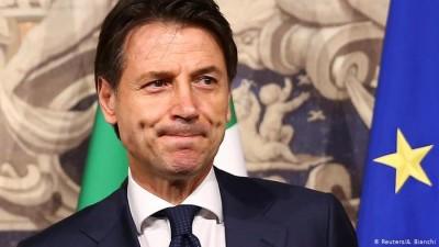 Ιταλία: Σε ελεύθερη πτώση η δημοτικότητα Conte μετά το δεύτερο κύμα covid - Έχασε 7 μονάδες σε ένα μήνα