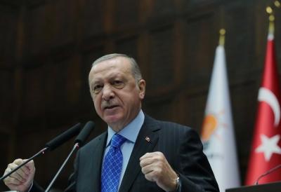 Erdogan: Δεν θα φιλοξενήσουμε πρόσφυγες από το Αφγανιστάν