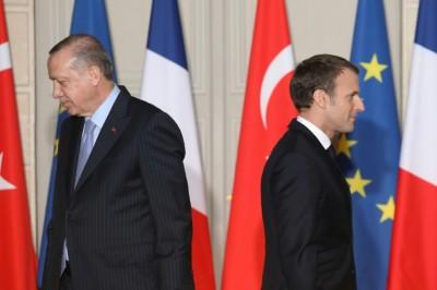 Erdogan κατά Macron: Εύχομαι η Γαλλία να τον ξεφορτωθεί το συντομότερο δυνατόν