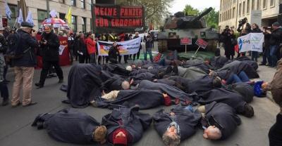 Γερμανία: Μας «δουλεύουν» για τις εξαγωγές όπλων στην Τουρκία;