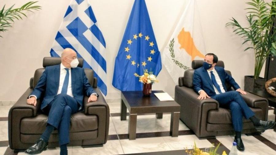 Χριστοδουλίδης (ΥΠΕΞ Κύπρου): Πλήρης συντονισμός και συνεργασία με την Ελλάδα στην Άτυπη Διάσκεψη για το Κυπριακό
