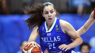 Εθνική Γυναικών: Σοκ με Χριστινάκη – Χάνει το Eurobasket