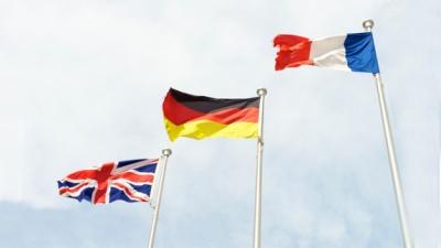 Δυσαρέσκεια Γαλλίας, Γερμανίας και Βρετανίας για την απόσυρση των ΗΠΑ από τη συμφωνία για το πυρηνικό πρόγραμμα του Ιράν