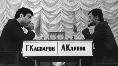 Κασπάροφ vs Καρπόφ: Η μάχη της σκακιέρας... με φόντο τον πόλεμο των συμφερόντων!