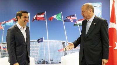 Στον αέρα η συνάντηση Τσίπρα με Erdogan - Κατρούγκαλος: Θα γίνει όταν υπάρχουν οι όροι