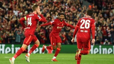Champions League: Επικό ματς στο Άνφιλντ με ανατροπή στην ανατροπή και… 3-2 η Λίβερπουλ τη Μίλαν - Ατλέτικο Μαδρίτης και Πόρτο στο απόλυτο μηδέν! (video)
