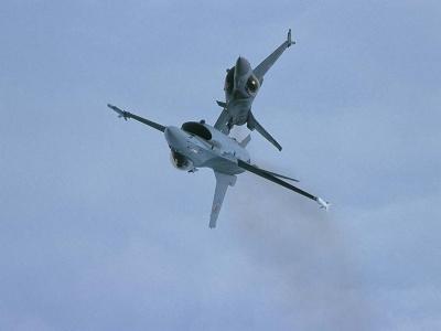 Στον αέρα η αναβάθμιση των F-16; (video)