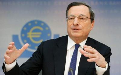 Draghi: Η συμφωνία στο Eurogroup θα βελτιώσει τη βιωσιμότητα του ελληνικού χρέους μεσοπρόθεσμα