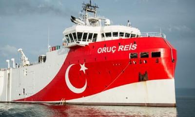 Επίκειται παρέμβαση Γερμανίας για απόσυρση Oruc Reis και έναρξη διαλόγου με Ελλάδα… όχι μόνο για τις ΑΟΖ – Προσχηματική η στρατιωτική ετοιμότητα…
