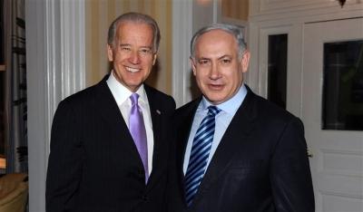 Συγκεκαλυμμένη ανησυχία Netanyahu για τη μη επικοινωνία με Biden