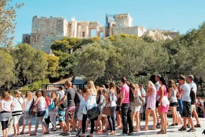 Νωρίτερα κλείνει λόγω καύσωνα ο αρχαιολογικός χώρος της Ακρόπολης