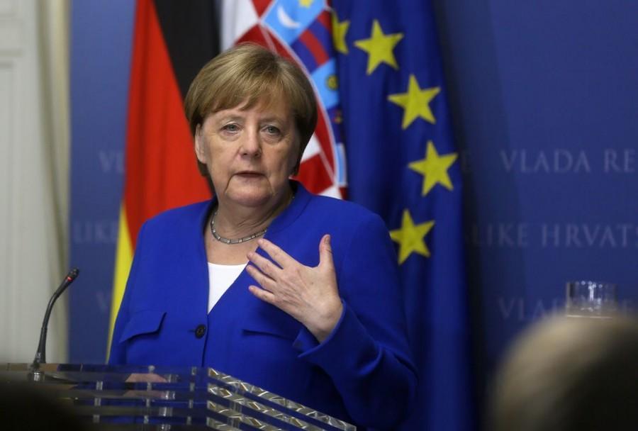 Merkel: Δεν υπάρχει η επιθυμητή πρόοδος στις σχέσεις ΕΕ και Τουρκίας