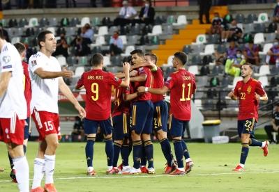 Ισπανία – Γεωργία 1-0: Ο Γκαγιά με μια δόση… τύχης βάζει μπροστά στο σκορ τη «φούρια ρόχα» (video)
