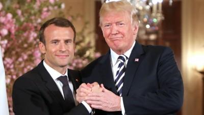 Trump - Macron: Συζήτησαν για την αποκλιμάκωση της κατάστασης στη Λιβύη
