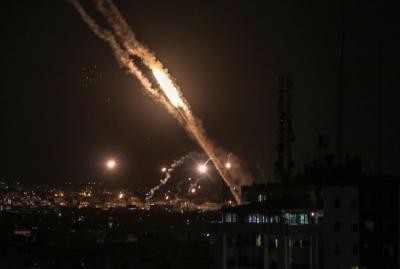 Κόλαση στη Μέση Ανατολή - Ισραηλινό «σφυροκόπημα» της Γάζας - Ρουκέτες από Χαμάς - Εκτός ελέγχου η κατάσταση