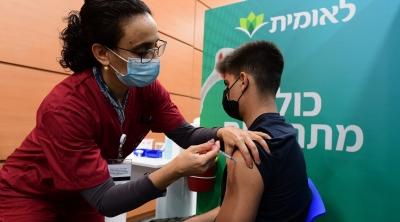 Ισραήλ: Προετοιμάζει τον δεύτερο γύρο εμβολιασμών