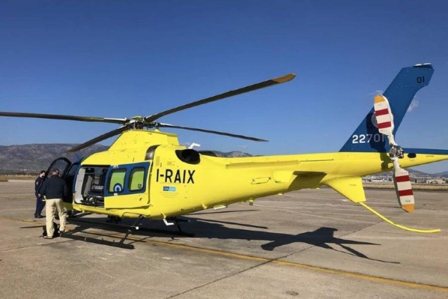 Ίδρυμα Σταύρος Νιάρχος: Δωρεά ενίσχυσης του ΕΚΑΒ με δύο νέα ελικόπτερα