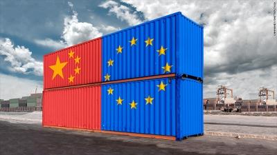 Κίνα - ΕΕ: Θετική προοπτική για τις διμερείς εμπορικές σχέσεις, μετά την αύξηση που καταγράφηκε το 2020