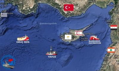 H Τουρκία κλιμακώνει την ένταση στο Αιγαίο με το Oruc Reis και 24 πολεμικά πλοία με στόχο… την αποκλιμάκωση  - Στο προσκήνιο Barbaros και Yavuz