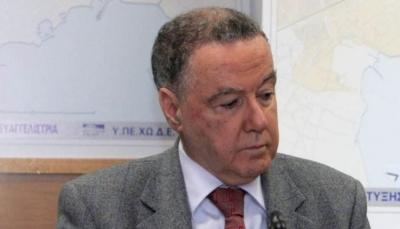 Νεκρός ο πρώην υφυπουργός ΠΕΧΩΔΕ και πρώην Πρύτανης του ΕΜΠ, Θεμιστοκλής Ξανθόπουλος